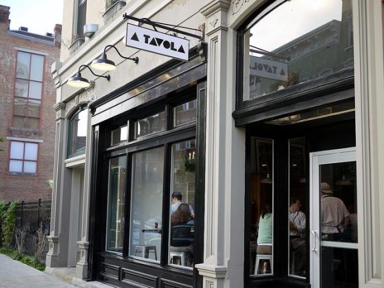 A Tavola Storefront