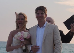 Taylor and Sarah's wedding on the beach in my favorite place on the planet, Boca Grande, Florida.