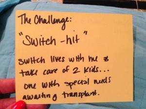 candice challenge